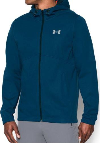 Pánská bunda Under Armour Spring Swacket Modrá S