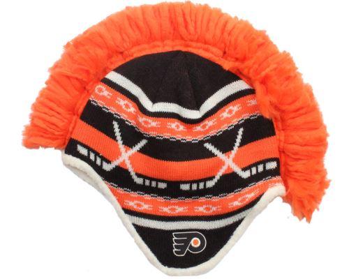 Kulich Reebok Mohawk neurčeno ONESIZE Philadelphia Flyers - Black/černá