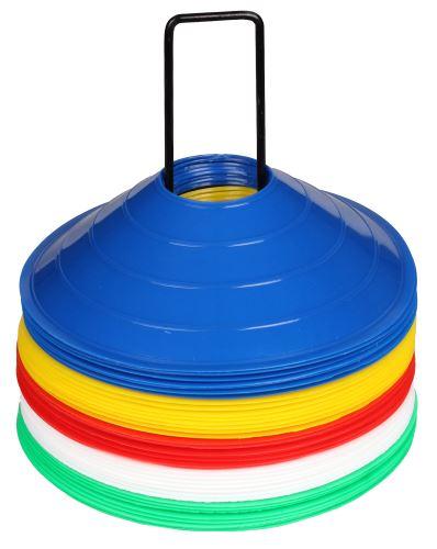Merco Disc vytyčovacie méty 4x8ks mix farieb