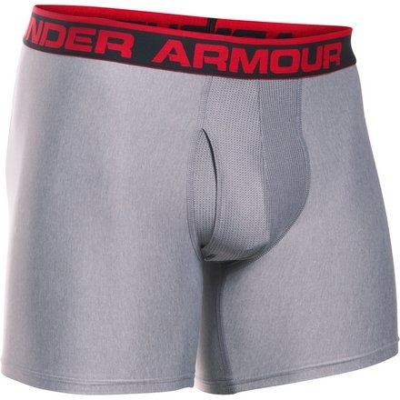 "Pánske boxerky Under Armour The Original 6 ""Šedé S"