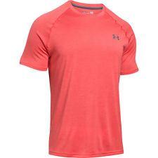 Pánske tričko Under Armour Tech Signálna oranžová 963 L