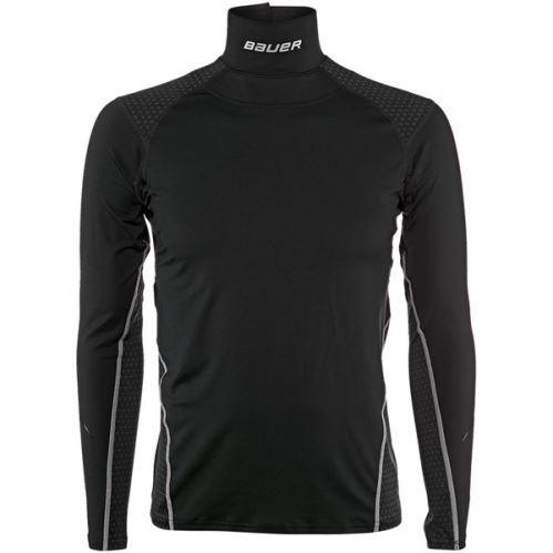 Tričko BAUER NG Premium Int.Neck LS Top Jr (1042863)