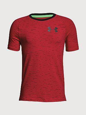 Dětské tričko Under Armour Cotton Knit 600 YSM - S