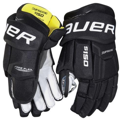 Juniorské hokejové rukavice BAUER Supreme S150 S-17 JR