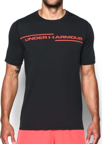 Pánske tričko Under Armour Threadborne Cross Ciest 002