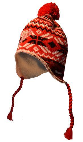 Čiapky Reebok Hat Tassle DET