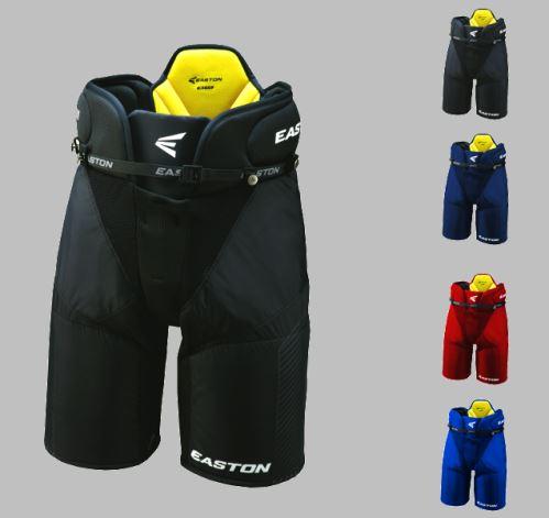 Juniorské hokejové nohavice EASTON 55S Jr XL - čierne