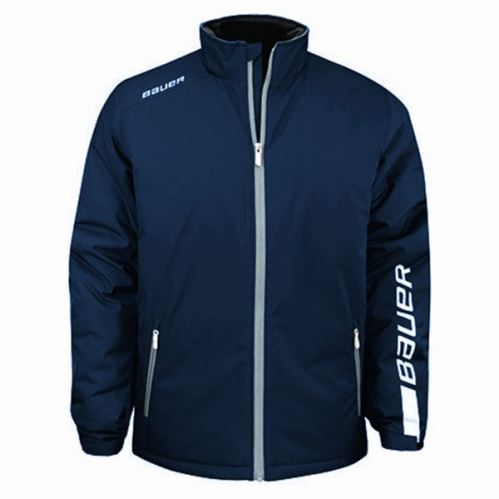 Bunda BAUER EU WINTER JACKET SR - NAVY