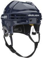 Seniorská hokejová helma BAUER RE-AKT 75 - NAV Tm.modrá, M