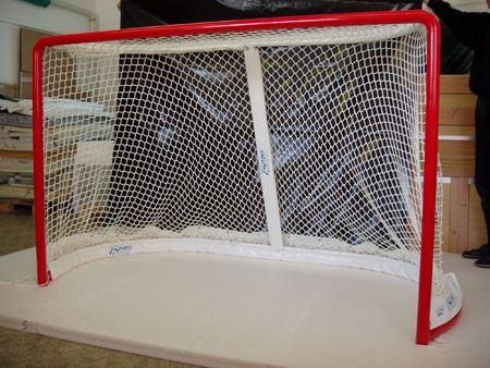 """Hokejová branka -  konstrukce - CANADA 72"""" (bez sítě)"""