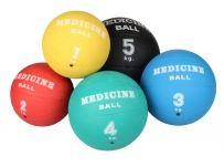 Míč medicinální plastový Merco 4 kg
