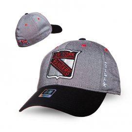 Čiapky Reebok Cap Struct. Flex New York Rangers S / M