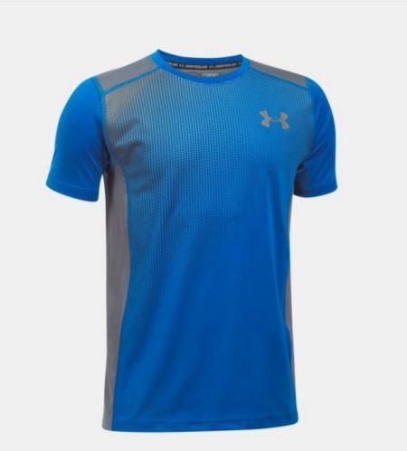 Dětské tričko Under Armour Select Modré