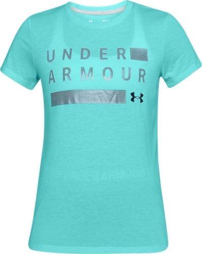 Dámske tričko Under Armour Tborne Train Graphic Twist 425 XS