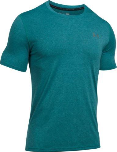 Pánske tričko Under Armour Threadborne Fitted 3C Modro / zelené