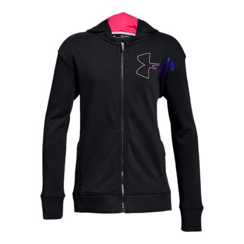 Detská mikina Under Armour Threadborne Terry Full Zip 001