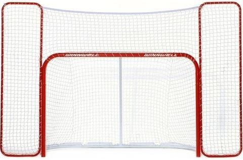 """Hokejová branka Winnwell ProForm 72"""" s postranními sítěmi"""