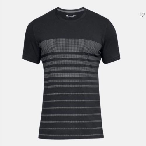 Pánske tričko Under Armour Sportstyle Stripe 001 S