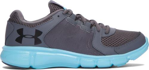 Dámske bežecké topánky Under Armour Thrill 2 Šedo / modré