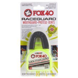 Chránič zubov FOX40 RaceGuard čierny