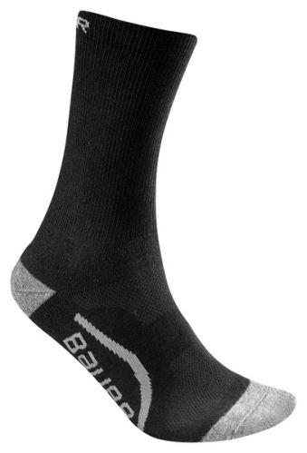 Ponožky BAUER CORE MID CALF SOCK - BLK