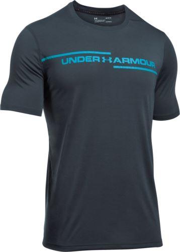 Pánské triko Under Armour Threadborne Cross Chest 008 S