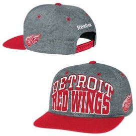 Čepice Reebok Cap Faceoff SB Detriot Red Wings