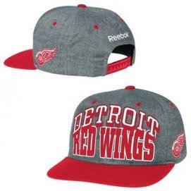 Čiapky Reebok Cap Faceoff SB Detriotu Red Wings