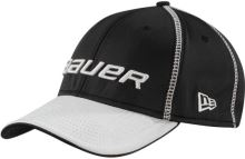 Čiapky BAUER NE Pre-Game 39Thirty Cap (1042404-5,1041070), čierna, M / L
