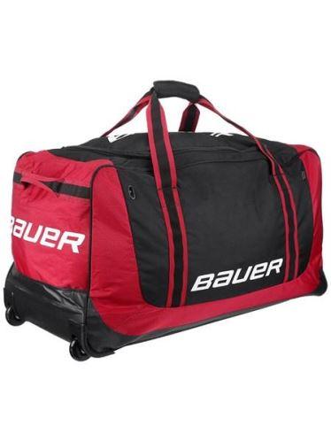 Taška BAUER 650 Wheel Bag/L (1051452-4) Červená