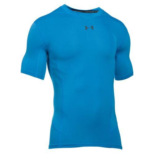 Pánské triko Under Armour HeatGear Supervent Modré S