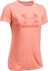 Dámske tričko Under Armour Threadborne Train Šport SSC TW Oranžové 404 XS