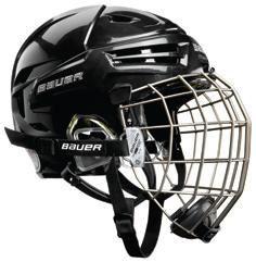 Seniorská hokejová helma BAUER RE-AKT Combo