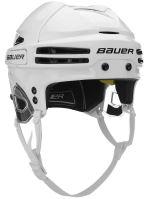 Seniorská hokejová helma BAUER RE-AKT 75 - WHT (1047936), bílá, L