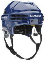 Seniorská hokejová helma BAUER RE-AKT 75 - BLU (1047939), modrá, L