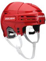 Seniorská hokejová helma BAUER RE-AKT 75 - RED (1047938), červená, M